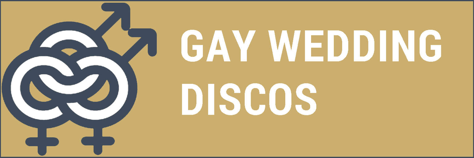 DJs for Gay Weddings in the UK